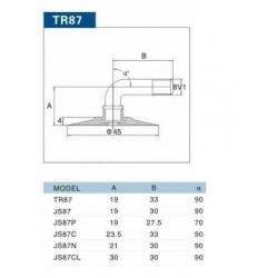 Камера 11x6,00-5 TR-87 Kabat